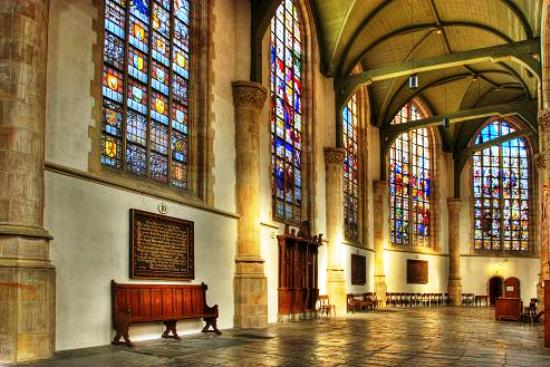st Jans Kerk Gouda